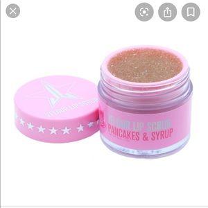 Jeffree star lip scrub
